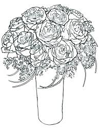 coloring pages with roses roses and hearts coloring pages coloring pages of rose coloring