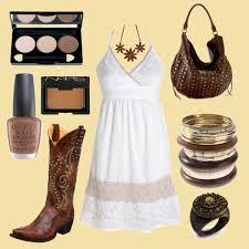what dress to wear with cowboy boots short lace dress cowgirl