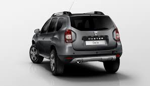 renault duster 2014 white dacia duster romanian suv facelifted for 2014 photos 1 of 2