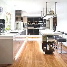 long kitchen island breathingdeeply