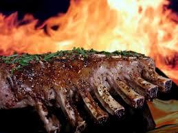 cuisiner du chevreuil au four recette de cerf du québec carré de cerf sauce au miel et au