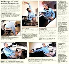 Desk Chair Workout Office Desk Office Desk Workouts Office Desk Exercise Equipment
