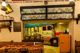 grand trunk road festival dhaba at the claridges d for delhi