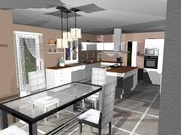 aménagement cuisine salle à manger amenagement cuisine salle a manger salon top formidable amenagement