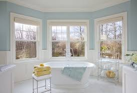 White House Bathtub Little Luxury 30 Bathrooms That Delight With A Side Table For The