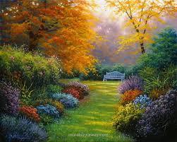 Garden Mural Ideas Walpepar Photos Photogiraffe Me