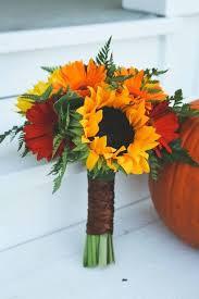 Sunflower Bouquets The 25 Best Sunflower Bridesmaid Bouquet Ideas On Pinterest