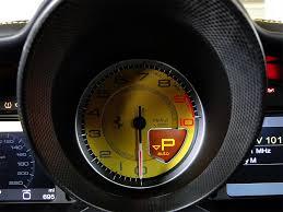 ferrari 458 speedometer 2011 ferrari 458 italia