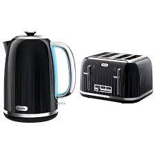 Best Four Slice Toaster Uk Breville Impressions 4 Slice Toaster And Kettle Bundle Black