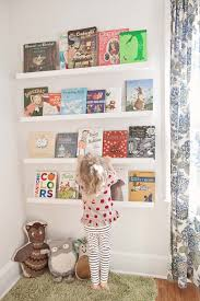 Childrens Wall Bookshelves by What A Great Corner For Encouraging Young Readers Spaces For