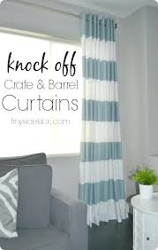 Blue And White Striped Drapes White Striped Curtains Pink And Cream Striped Curtains Overstock