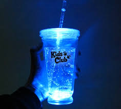 glow in the cups no spill led glow cups with custom print nitepromos