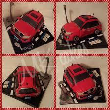 Kia Mk Kia Sportage Cake Mk Cakes Kia Sportage