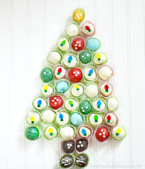 oreo cookie balls retro christmas tree meatloaf and melodrama