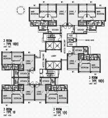 Watermark Floor Plan Floor Plans For 18a Holland Drive S 272018 Hdb Details Srx Property