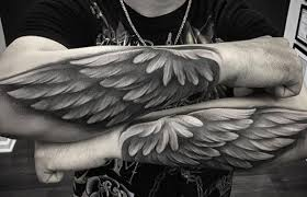 wing tattoos ink design idea for and tattoos ideas