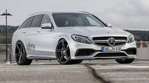 lowered amg this insane 700 horsepower mercedes benz c63 amg wagon can hit 211