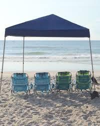 Beach Umbrella And Chair Beach Family 4 Pack Wrightsville Beach Chair Umbrella U0026 Cabana