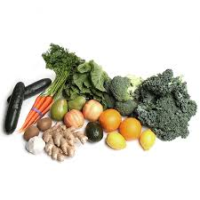 organic fruit delivery mixed vegetable and fruit 50 50 box southern california delivery