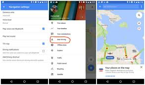 Driving Maps Google Maps Update Will Automatically Predict Driving Directions