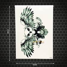 owl tattoos design compare prices on owl tattoo designs art online shopping buy low