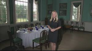 J Archive Show  Aired - Mount vernon dining room