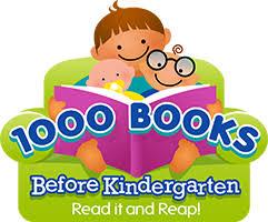 1 000 books before kindergarten vail library