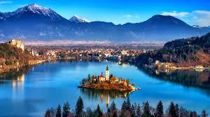 slovenia lake beautiful lake bled slovenia imgur