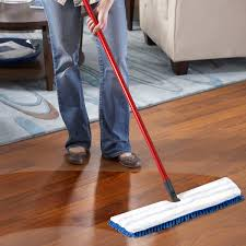 Good Mop For Laminate Floors O Cedar Dual Action Flip Mop Walmart Com