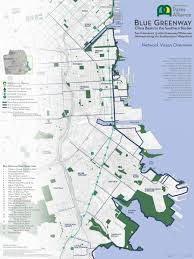 San Francisco Bike Map by The Long Awaited Transformation Of Sf U0027s Southeast Waterfront Spur