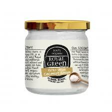 huile de noix de coco cuisine huile de noix de coco vierge royal green
