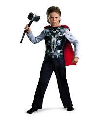Thor Halloween Costume Thor Boys Halloween Costumes Discounted Halloween Costumes