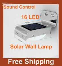 solar light wall 2018 solar wall l outdoor solar light 16 led light wall light