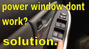 lexus rx300 master window switch power window dont work from main switch toyota lexus scion subaru