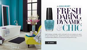 brandchannel the polished home opi ace hardware bring the nail