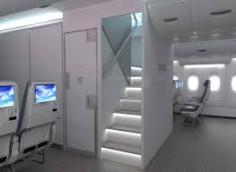 Airbus A 380 Interior Airbus Unveils Higher Capacity Cabin Enablers For A380 Launches