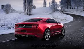 2015 ford mustang s550 the 2015 ford mustang s550 renderings and concepts parts for mustang