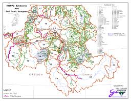 Esu Map Columbia Basin Water Transactions Program