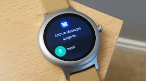 smartwatch android how to install apps on your android wear smartwatch