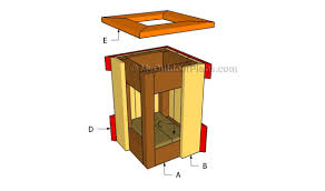 planter box plans myoutdoorplans free woodworking plans and