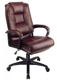 Small Leather Desk Chair Leather Office Chair Organization Ideas For Small Desk