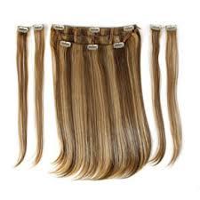 showpony hair extensions heat resistant synthetic hair extensions by showpony 18 3 layer