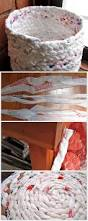 Recycled Crafts For Home Decor 25 Best Plastic Bag Crafts Ideas On Pinterest Plastic Bag