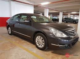 2011 Nissan Teana For Sale In Malaysia For Rm65 000 Mymotor