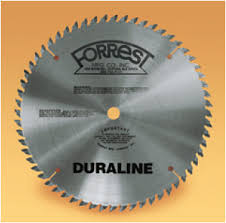 forrest table saw blades forrest duraline woodworker ii saw blades cut hardwood on any