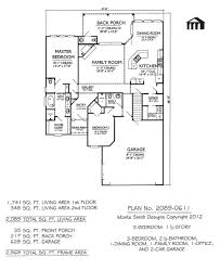 simple 1 5 story house plans craftsman style 1988 square foot home 1 5 story house plans