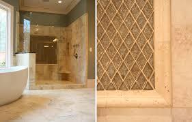Waterfall Glass Tile Shower Shower Tiles Amazing How To Tile Shower Floor Aqua Marine