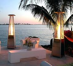 Patio Pillar Lights Outdoor Patio Ls Furniture Porch Lights Faux Gas Lantern