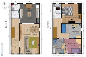 sweet home interior 3d plan of house sweet home 3d draw floor plans and arrange