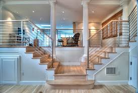 Modern Banister Ideas Double Staircase Ideas Design Accessories U0026 Pictures Zillow
